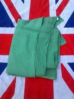 LARGE GREEN EX MILITARY COTTON SHEET